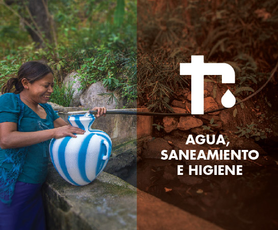 Agua, saneamiento e higiene