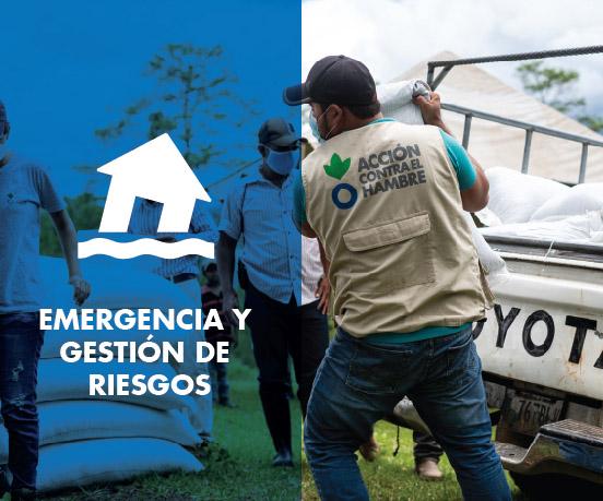 Emergencias y gestión de riesgos