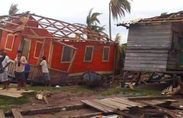 Huracán Eta en Centroamérica: nuestros equipos se movilizan