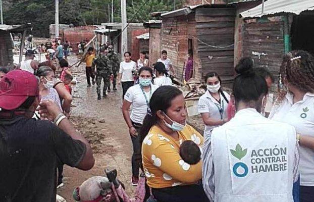 Centroamérica: miles de personas aisladas y cosechas arrasadas