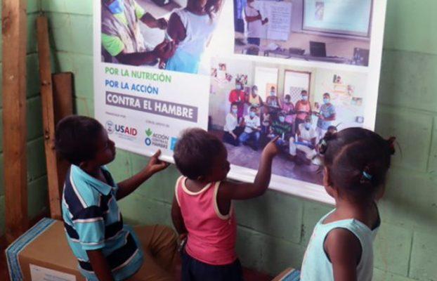 SALVANDO VIDAS EN LA COSTA CARIBE DE NICARAGUA